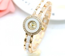 CYD Montre Femme 2016 Clock Women Elegant Gold Bracelet Reloj Mujer Quartz Watches Fashion Wrist Watch Women Relogio Feminino
