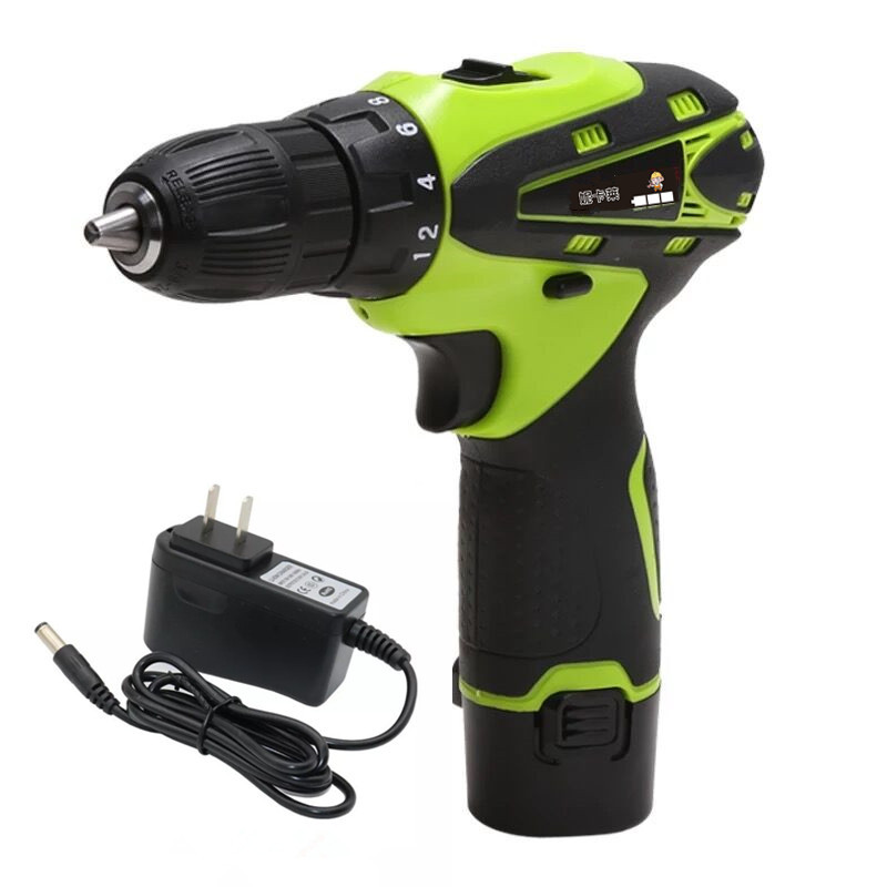 12V 16 8V Lithium Battery Rechargeable Charging Parafusadeira hand Cordless Electric Drill bits Electric Screwdriver Power