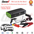 12800mAh Car Jump Starter Multifunction power capacity battery source pack charger Auto eps start booster Green
