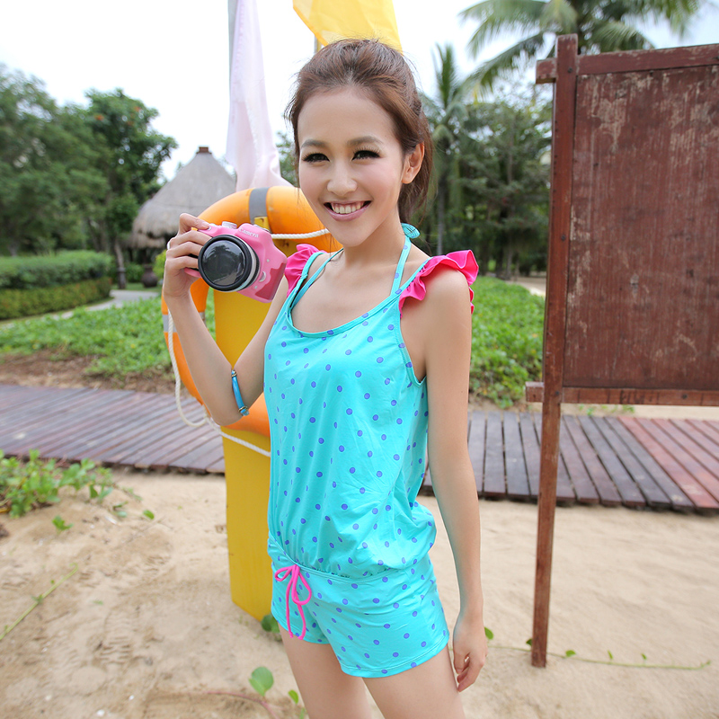 Free Shipping 2013 Hot Sale Young Girls Pretty  Sweet Swimsuit,Bikini,Tankini,Swim -2023