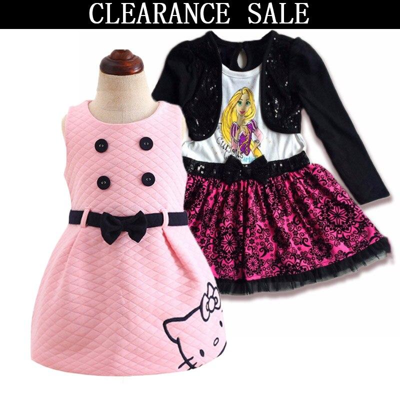 Kinderkleding Opruiming.Opruiming Baby Meisjes Fashion Lente Kinderkleding Prinses Stijl