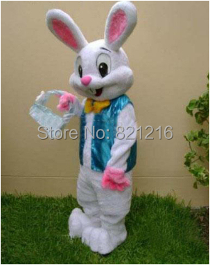 Verbazingwekkend Beste Kopen Halloween Pasen Bunny Mascotte Kostuums Konijn PX-14