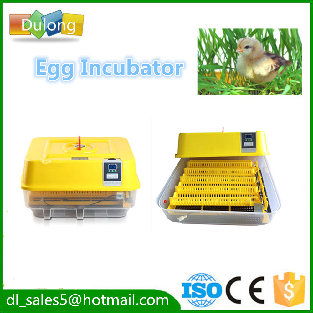 New Arrival Poultry Equipment Model Plastic Chicken Eggs Machine Incubator Full Automatic new 39 eggs full automatic incubator