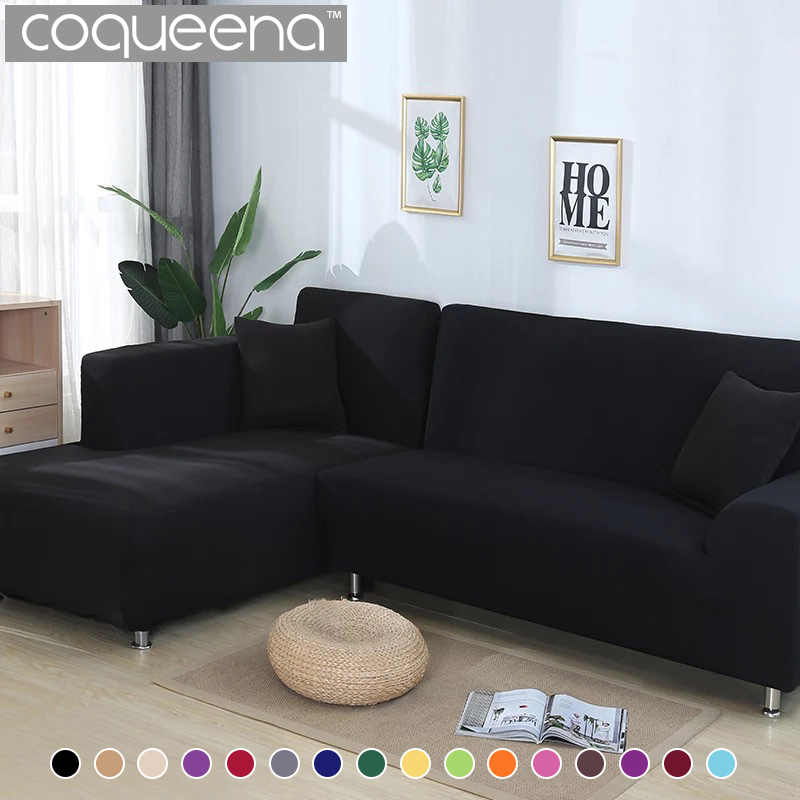 Super Corner Elastic Sofa Cover Fabric Stretch Cushions Universal Alphanode Cool Chair Designs And Ideas Alphanodeonline