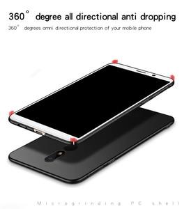 Image 5 - Meizu V8 Case Silm Luxury Ultra Thin Smooth Hard PC Phone Case For Meizu V8 Back Cover For Meizu V8 V 8 Full Protection Fundas *