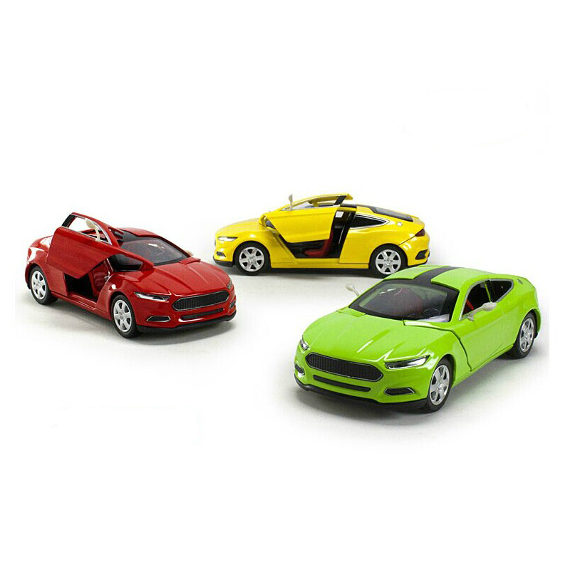 kids toy cars 132 metal hot wheels cars toys back force open the door