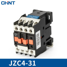 CHINT Relay Contact Type Relay JZC4-31 Middle Relay AC220V 3 Open 1 Close