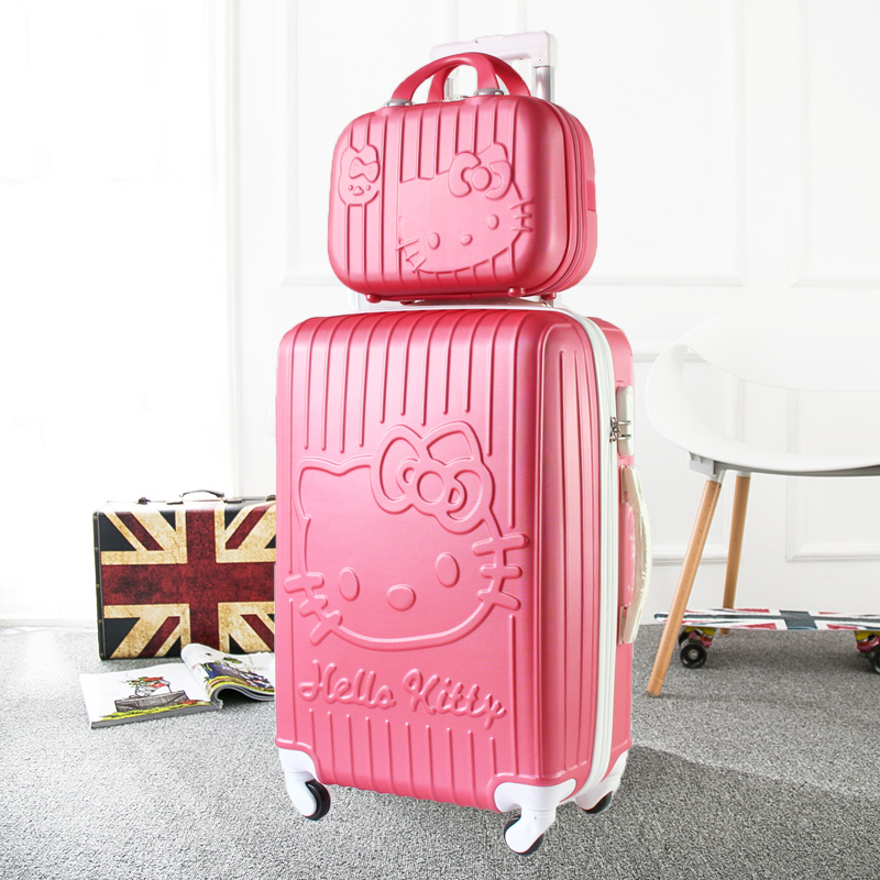 Hello Kitty Luggage bag  fa23894fa599a