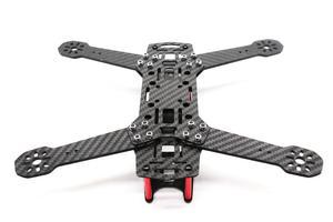 Image 2 - TCMM nouveau QAV250 5 pouces FPV Kit de cadre 250mm empattement 3mm bras Fiber de carbone pour RC Drone FPV Kit de cadre de course