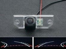 Trajectory Tracks 1080P Fisheye Lens Car Rear view Camera for Focus Sedan 2 3 2008 2009 2010 2011 2012 Ford C-Max C Max Mondeo цены онлайн