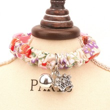Cats Collars bell necklace Small Dogs Puppy Accessories For Pets Product Kitten Chihuahua halsband kat