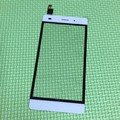 Negro / blanco 100% prueba de trabajo nueva P8lite cristal Sensor Panel de pantalla táctil digitalizador para Huawei Ascend P8 lite piezas de reparación del teléfono