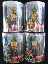 Original NECA 5″ TMNT Teenage Mutant Ninja Turtles Red Bands / Different Bands PVC Action Figure Collection Toy 4pcs/set