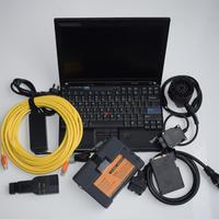 X201 I7 ноутбука Диагностический PC работы для bmw icom a2 b c V2018.09 программного обеспечения 480 ГБ ssd 3in1 для bmw диагностики и программирования