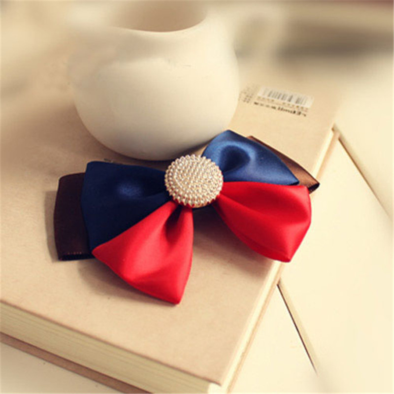 1PCS Love Song Small Fresh Hair Accessories For Girls ,Youth Vitality Hair Band For Women,Exquisite Indie Pop Hairpin Bows 2018
