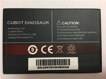 CUBOT dinozaur bateria 4150mAh 100 nowa oryginalna bateria zapasowa do telefonu komórkowego CUBOT dinozaur tanie i dobre opinie VBNM 3501 mAh-5000 mAh Oryginalny CN (pochodzenie) For CUBOT Dinosaur