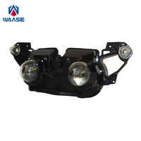 waase YZF R1 09 14 Front Headlight Headlamp Head Light Lamp Assembly For Yamaha YZF R1 2009 2010 2011 2012 2013 2014