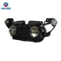 waase YZF R1 09 14 Front Headlight Headlamp Head Light Lamp Assembly For Yamaha YZF R1 2009 2010 2011 2012 2013 2014