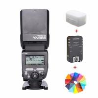 YONGNUO i TTL Speedlite YN685 622N/603 Dual Wireless System Flash for Nikon D3000 D3100 D5300 D5500 DSLR Camera With Trigger