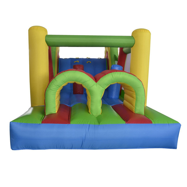 Bounce House Inflatable Obstacle Course Jumping Castle Moonwalk Trampoline For Kids Inflatable Bouncer Bouncy Castle