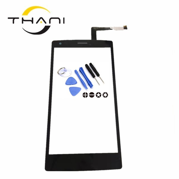 Thani 5.0 IQ 4505 Touch Screen For Fly IQ4505 Quad Era Life 7 Touchscreen Digitizer Front Glass Sensor Replacement+tools