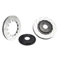 DICASE тормозного диска автомобиля 355*32 мм ротор для CP9040 для Subaru WRX от 2005 для 18 обод колеса