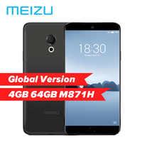 "Global Version Meizu 15 Lite M871H 5.46"" 4GB 64GB smartphone Snapdragon 626 1920x1080P 3000mAh Battery Fingerprint Mobile Phone"
