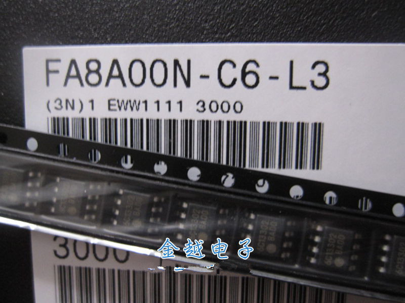 5pcs/lot FA8A00N FA8A00N-C6-L3 8A00 SOP-8