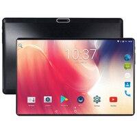 Бесплатная доставка Android планшетный ПК 10 дюймов ips 10 Core 4 ГБ Оперативная память 64 ГБ Встроенная память Dual SIM карты ООО Телефонный звонок 10,1