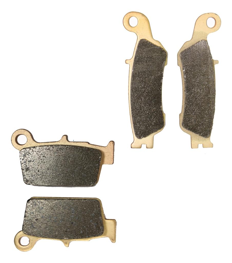 Brake Shoe Pads set for YAMAHA Dirt YZ450 YZ 450 F 2008 2009 / FE fi 2010 2011 2012 2013 2014 2015 f r brake pads set for malaguti 125 160 ie blog ie160 2010 2009 2011