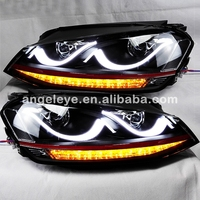 For VOLKSWAGEN for Golf 7 headlight GTI Style 2013 2014 Year LD
