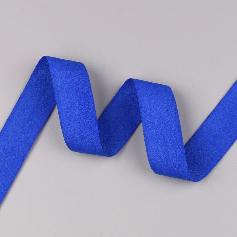 5 ярдов/Лот 20 мм ширина 34 цвета эластичная лента использование для diy аксессуары и одежда галстук лента для волос - Цвет: 15