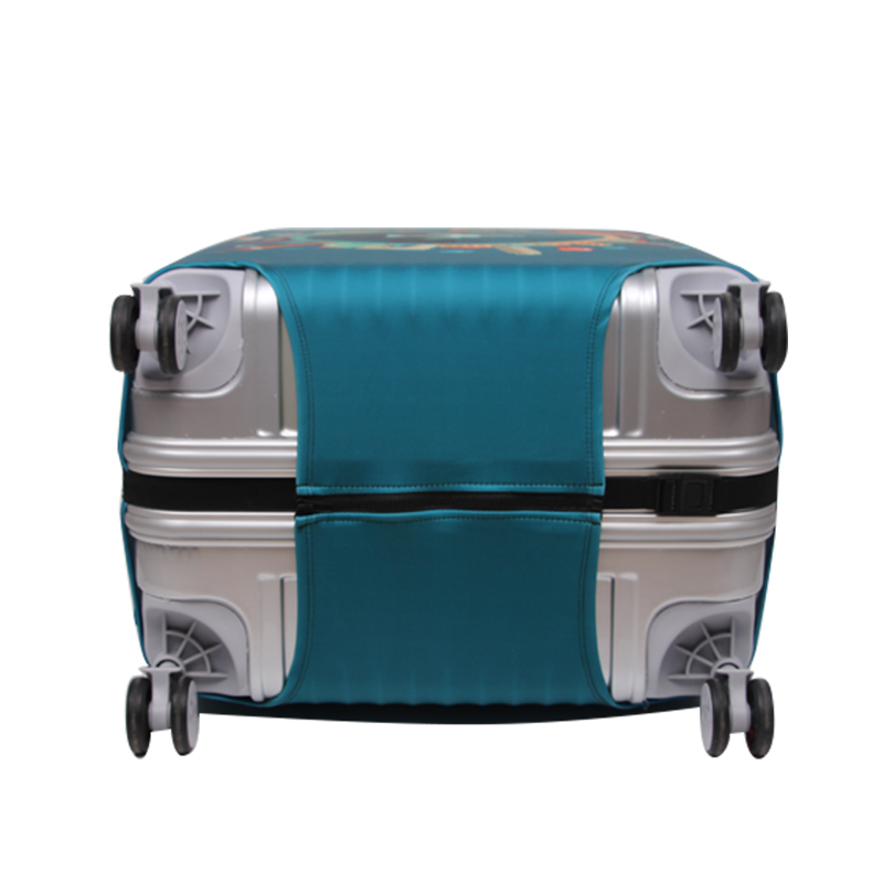 Elastic Luggage Protective Cover  4