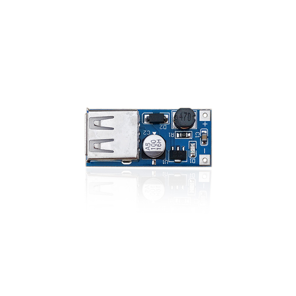 Hi-Q! 2PCS/LOT DC Booster Power Supply  Module 0.9V ~ 5V To 5V 600MA  USB Mini DC Converter Output Charger MP3 MP4 Phone Circuit
