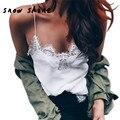 Snowshine #4001 Sexy Mujeres Tank Tops Camisa Blusa Cami Chaleco Crop Bustier Bra Bralette Envío Libre