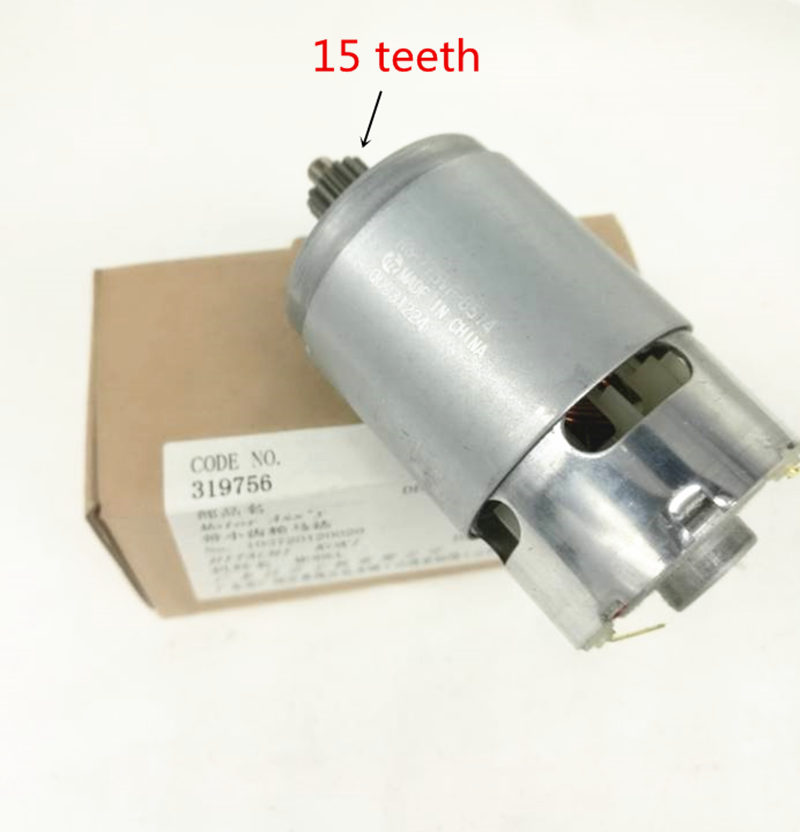 Genuine MOTOR for Hitachi 319756 DV18DV DS18DVB Driver Drill Parts Cordless Drill