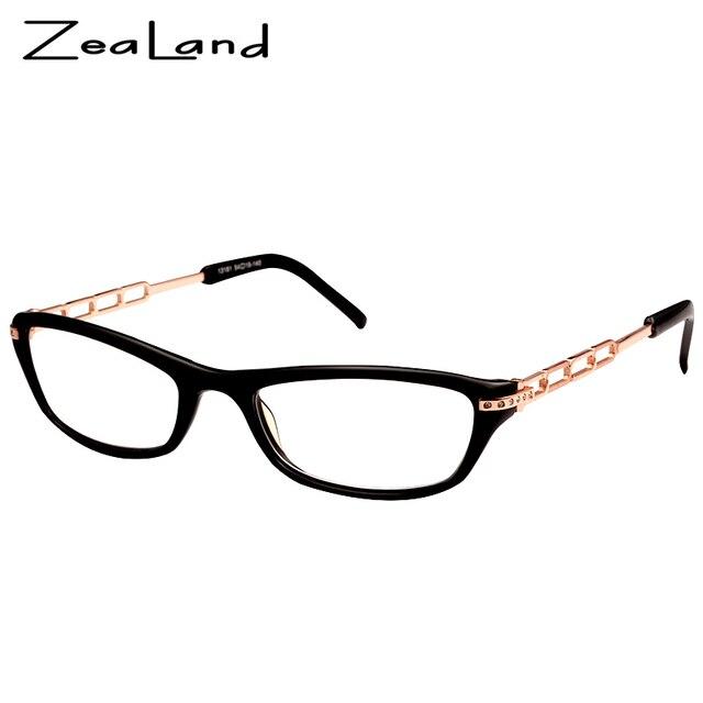 bad2c11b612 zealand hot fashion Reading Glasses men unisex Rrame Glasses High Clear  Women s Gold Colour Readers Presbyopic Eyewear Glasses