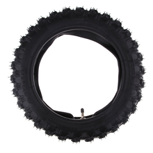 2.50x10 Motorcycle Rubber Scooter Tire & Inner Tube For Yamaha PW50 Honda CRF50 XR50 2.50 10 Tire Etc Groove Not Easy Puncture