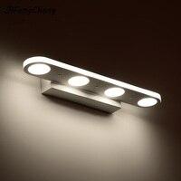 JiFengCheng Modern Northern Europe LED Mirror Waterproof Bathroom Lamp/acrylic Bathroom Cabinet Lamp Luminaria