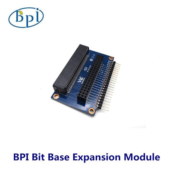 Banana PI Bit Base GPIO Expansion Board, applicable to BPI BIT Board and Micro bit