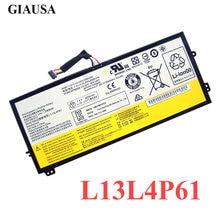 GIAUSA Genuíno L13L4P61 L13M4P61 bateria para Lenovo Borda 15 80H1 L13M4P61 L13L4P61