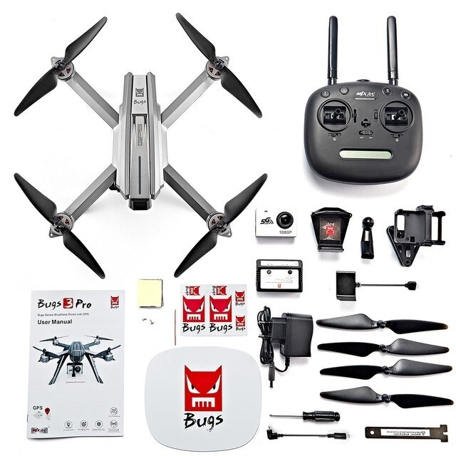 Image 5 - B3PRO 5G WiFi HD 1080P FPV  Drones With GPS Follow Me Mode Brushless RC Helicopter Quadcopter with C6000 Sport Camera drone-in RC Helicopters from Toys & Hobbies