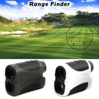 2018 New 400 Meters Ranging Golf Laser Handheld Range Finder Slope Compensation Angle Scan Pinseeking Club Case Opt