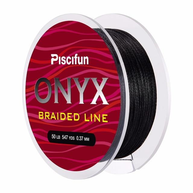 ONYX 500M Braided Fishing Line 6-150lb Carp Fishing Multifilament