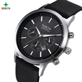 2017 Luxury Brand Quartz Wristwatch Men Dress Leather Watches Male Stainless Steel Waterproof Sport Wrist  Men Business Watch