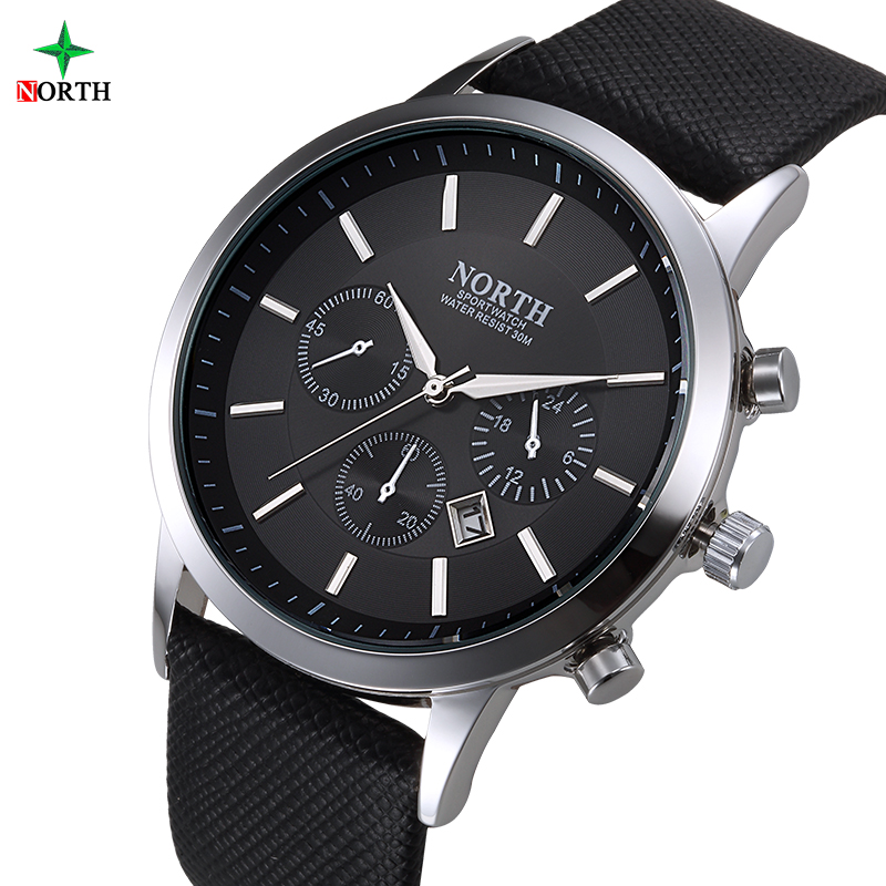 2017 Luxury Brand Quartz Wristwatch Men Leather Watches Male Stainless Steel Waterproof Wrist Fashion Casual Men Business Watch rosra brand men luxury dress gold dial full steel band business watches new fashion male casual wristwatch free shipping