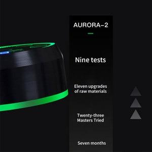 Image 3 - Aurora 2 Tattoo Netzteil Upgrade Digital LCD Neue Mini LED Touch Pad Power Liefert Für Tattoo Rotary Maschinen stift