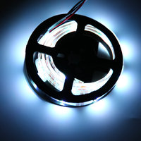 10 PCS 100 CM 12 RGB 5050 SMD No Waterproof Flexible USB 5V LED White Strip Lamps
