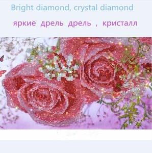 Image 3 - 2018 Diy Diamond Embroidery Icon Religion Rhinestones Cross Stitch Kits Mosaic Handicrafts 5D DIY Crystal Diamond Painting gift
