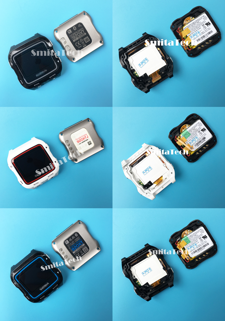 for Garmin Forerunner 920XT ForeA thlete 920XTJ GPS watch Front case cover glass with LCD screen